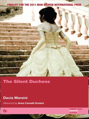 cover image of The Silent Duchess