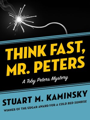 cover image of Think Fast, Mr. Peters