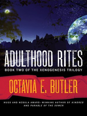 cover image of Adulthood Rites