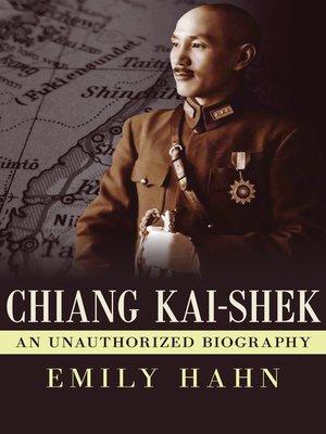 cover image of Chiang Kai-Shek