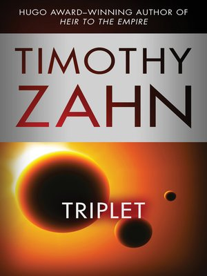 cover image of Triplet