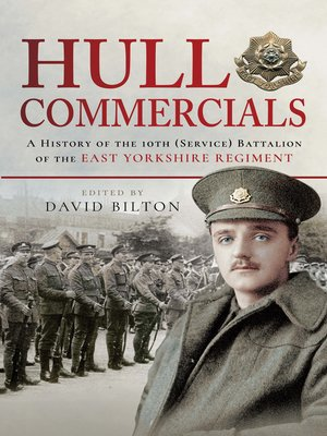 cover image of Hull Commercials