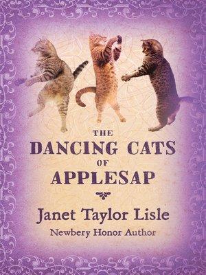 cover image of Dancing Cats of Applesap