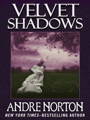 cover image of Velvet Shadows