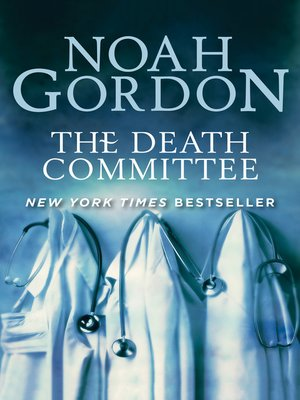 cover image of The Death Committee