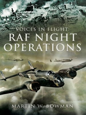 cover image of RAF Night Operations