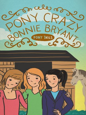 cover image of Pony Crazy
