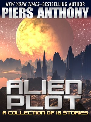 cover image of Alien Plot