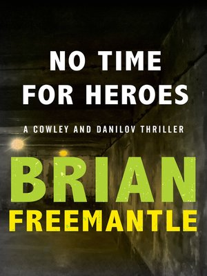cover image of No Time for Heroes