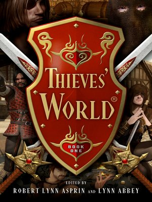cover image of Thieves' World®, Book 1