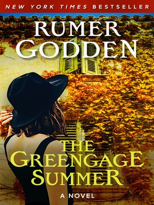 cover image of The Greengage Summer