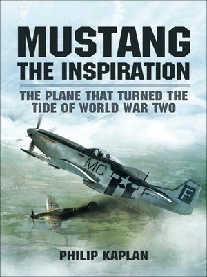 cover image of Mustang the Inspiration