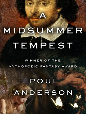 cover image of A Midsummer Tempest