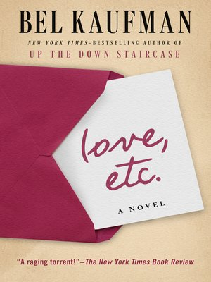 cover image of Love, Etc.