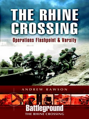cover image of The Rhine Crossing