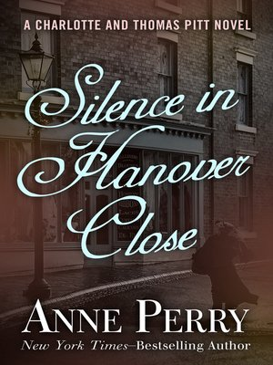 cover image of Silence in Hanover Close
