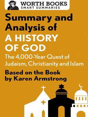 cover image of Summary and Analysis of a History of God