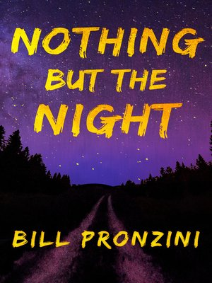 cover image of Nothing but the Night