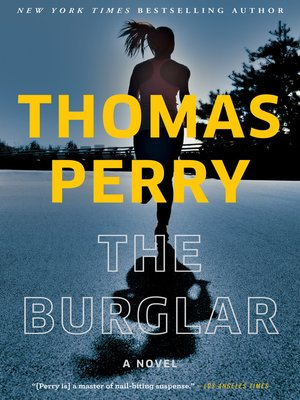 cover image of The Burglar