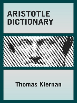 cover image of Aristotle Dictionary