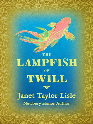 cover image of Lampfish of Twill