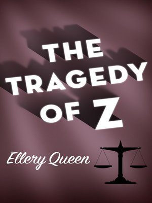 cover image of The Tragedy of Z