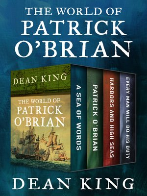 cover image of The World of Patrick O'Brian