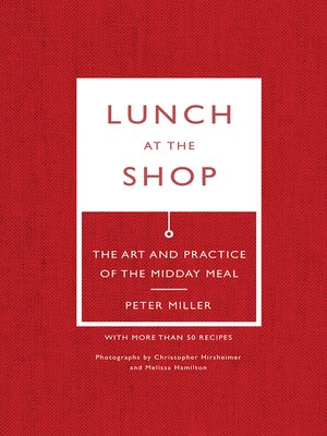 cover image of Lunch at the Shop