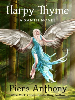 cover image of Harpy Thyme