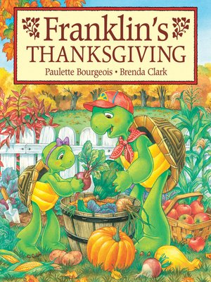 cover image of Franklin's Thanksgiving
