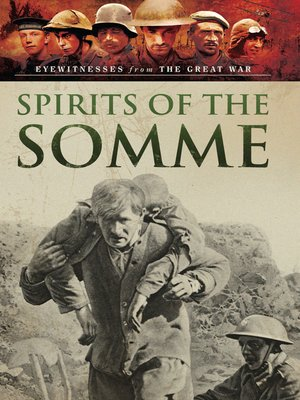 cover image of Spirits of the Somme