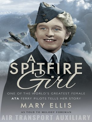 cover image of A Spitfire Girl
