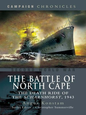 cover image of The Battle of North Cape