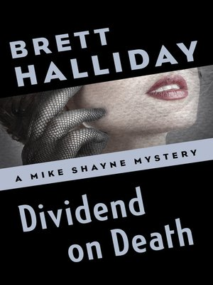 cover image of Dividend on Death