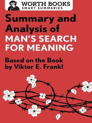 cover image of Summary and Analysis of Man's Search for Meaning