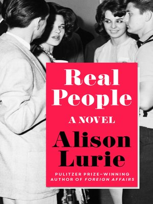 cover image of Real People