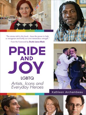 cover image of Pride and Joy