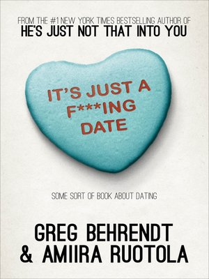 cover image of It's Just a F***ing Date
