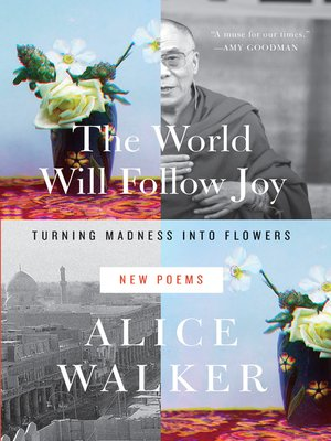 cover image of The World Will Follow Joy