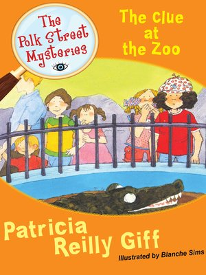 cover image of The Clue at the Zoo
