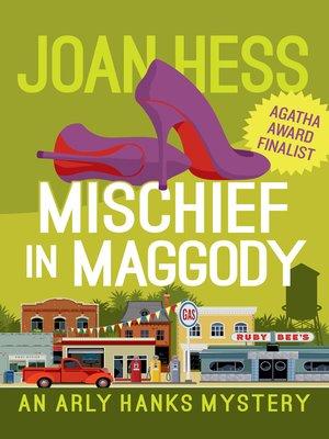 cover image of Mischief in Maggody