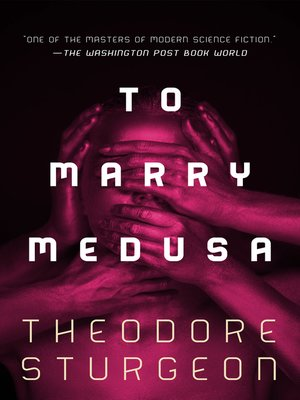 cover image of To Marry Medusa
