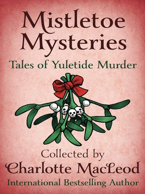 cover image of Mistletoe Mysteries