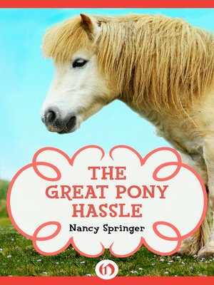 cover image of The Great Pony Hassle