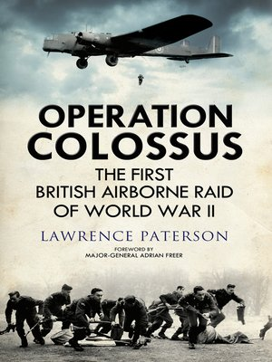 cover image of Operation Colossus