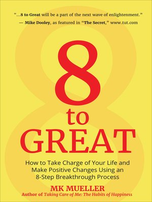 cover image of 8 to Great