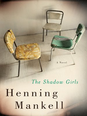 cover image of The Shadow Girls
