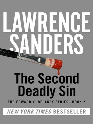 cover image of The Second Deadly Sin