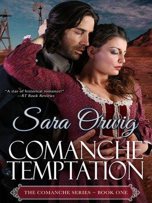 cover image of Comanche Temptation