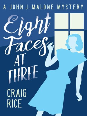 cover image of Eight Faces at Three